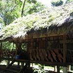 My cabin... The Star Cabin!