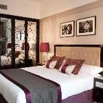 Enjoy spacious and beautiful accommodations at our Paris hotel