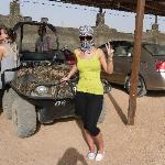 The sand buggy trip - a must