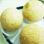 Sesame balls - very delicious!