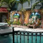 Courtyard Oasis