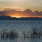 Sunset at Pumulani