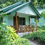 our amazing lovely bungalow