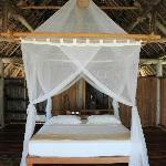 unser Bett