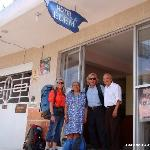 Gustavo, the owner, his wife, Don and Judith