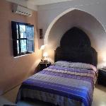 Bedroom at l'Oiseau du Paradis