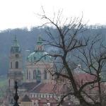 St-Nicolas depuis le château