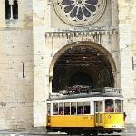 Lisszabon - Sé katedrális