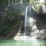 Gozanlandia Waterfall near San Sebastian