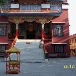 Sakya Monastery in Dehradun