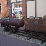 Old Colorado Springs -- coal wagon