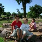 Alex, Cameron & Kaitlyn in Sioux Falls, SD