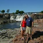 Chris & Bill at Sioux Falls, SD