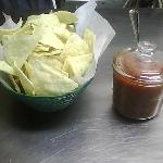 chips & sauce