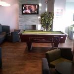 Had a pool table