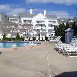 The quiet pool