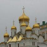 Mariä-Verkündigungs-Kathedrale (Blagoweschtschenski Sobor) Foto