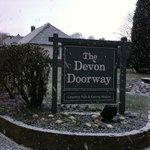The Devon Doorway