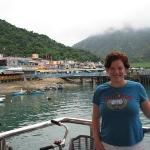 Peta-Anne on Lamma Island