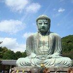 Kotoku-in (Great Buddha of Kamakura) Foto