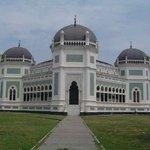 Masjid Soultan Maimoon, Medan