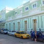 Our hotel, Iberostar, Trinidad, Cuba