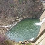 close to a reservoir