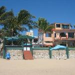 La Paloma from the Beach