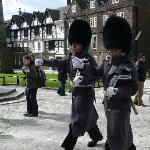 Guards at Tower of London