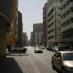 location of the hotel on 38th street, Al Rigga