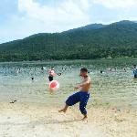 Ausflug zum Huay- Tueng- Thao See