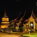 Tempelanlage in Chiang Mai