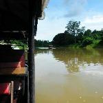 Bootsfahrt auf dem Mae Ping River