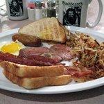 Blackbeard's  Breakfast