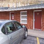 Looks like a roadside motel