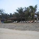 beach at Sailing Club
