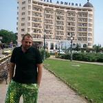 bulgarian Boarwalk, Golden Sands, BG