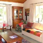 Lounge at Acacia Bay Lodge