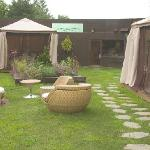 Alexander's Spa Outdoor Treatment Rooms