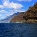 Na Pali Coast on Capt Andy's
