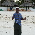 BOB Bakadi am Strand