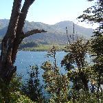 Lago Villanino. Camino de los 7 Lagos