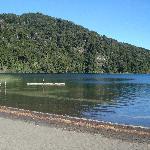 Lago Espejo Chico. Camino de los 7 Lagos
