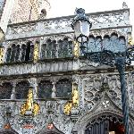 Basilica of the Holy Blood - The beautiful exterior