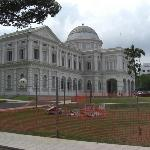 The National Museum of Singapore - probably used to be a big nob's house