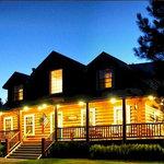 Summer evenings at the Ponderosa Lodge