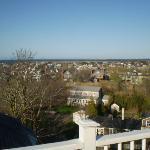 Beautiful ocean views from roofdeck