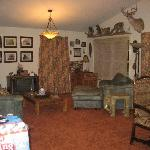 Picture of the living room.