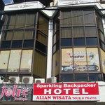 Sparkling Hotel