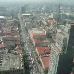 Mexico city - Views from the Torre Latinamerica